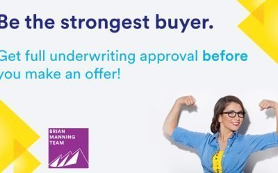 Beat The Competition With a Full Underwriting Approval