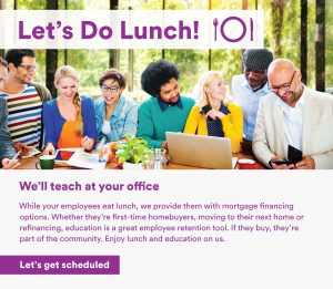 Let's Do Lunch Brian Manning Guiold Mortgage Lunch and Learn
