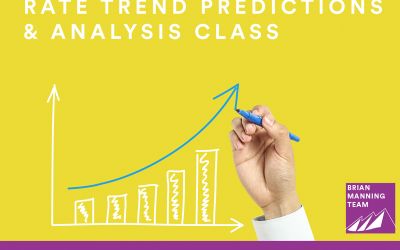 New Class: Rate Trend Predictions and Analysis