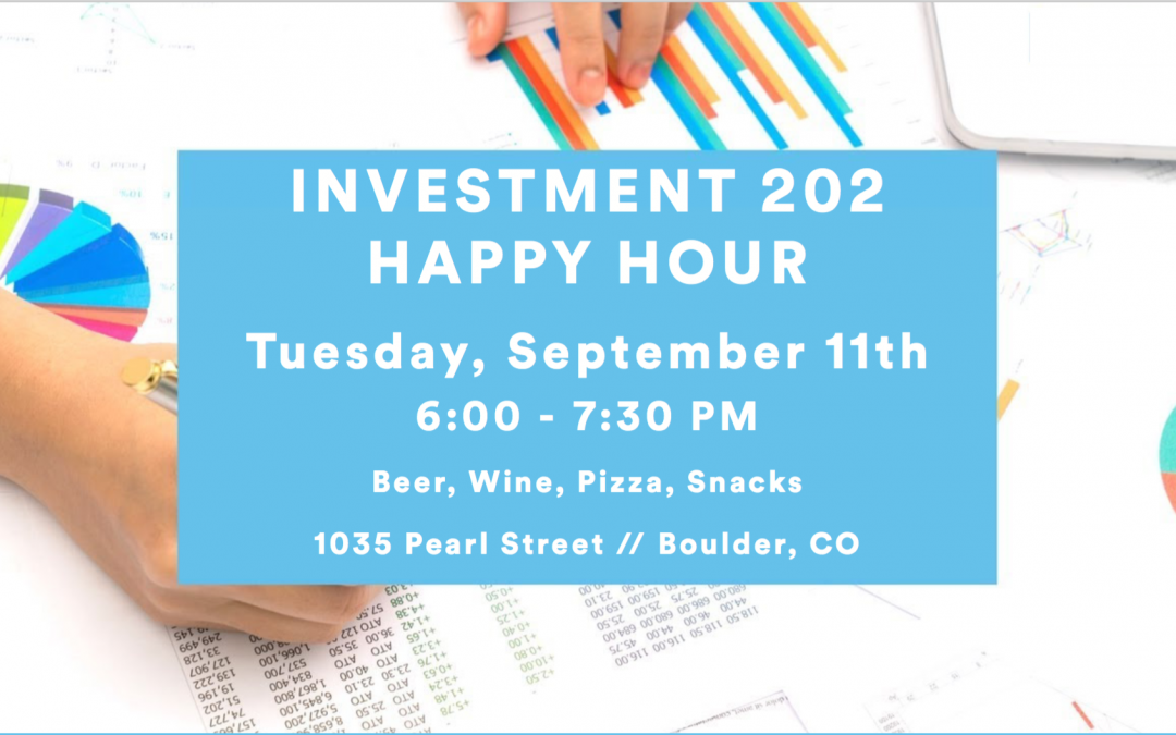 Investment 202 Happy Hour