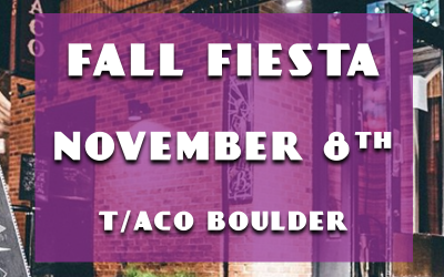 4th Annual Fall Fiesta!