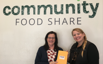 We Raised $1,350 For Community Foodshare
